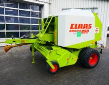 Claas Rollant 250 RC - TOP GEPFL. ZUST.