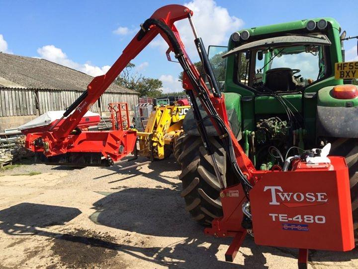 Twose 480 Hedge Cutter