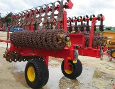 VADERSTAD REXIUS RS650 Crosskill Rolls, 6.5 metres, Crossboard levellers