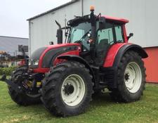 Valtra N142 Direct, GPS prepared, FHPTO, Suspended.