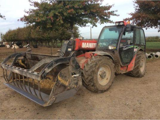 Manitou MLT 741 PS
