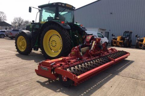 Kverneland 6M POWER HARROW (EX HIRE)