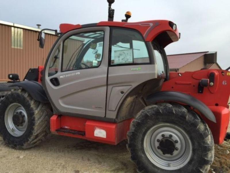 Manitou MLT 8.40 137 PS