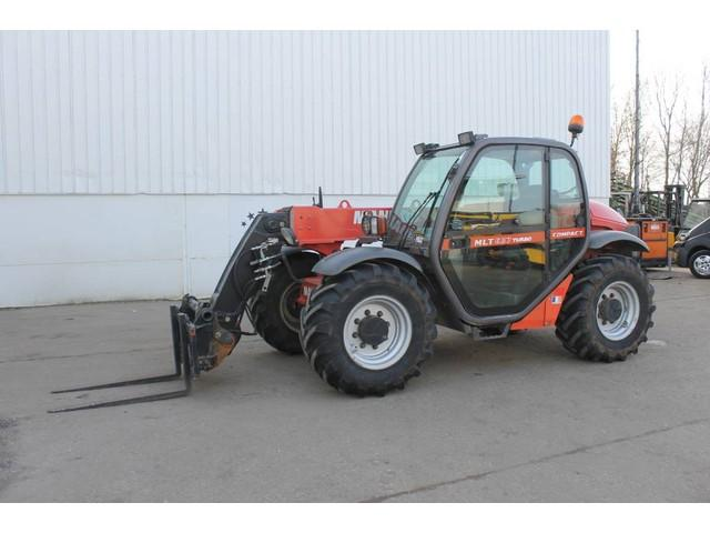 Manitou MLT627 Turbo Compact Verreiker