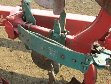 Kverneland PB100 Plough, 7 furrow, Full set of Discs