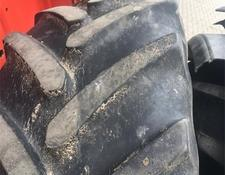 set Michelin 440/65R24 50% op Fendt velg