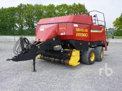 New Holland BB960