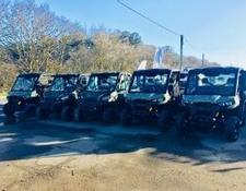 Sonstige EX-HIRE UTILITY VEHICLES