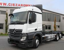 Mercedes-Benz ACTROS 2542 6x2 E6 CHASSIS