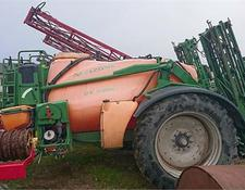 Amazone UX, 4200 ltr., 20 - 21 m.