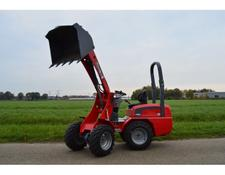 Heracles H180 minishovel NIEUW €269.- LEASE