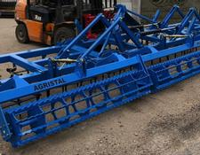 Agristal Hydraulically folding tine harrow 7,7m/Зубовая борона тяжелая/Grada pesada de diente con plegado hidráulico/Erpice pesante con denti/Ciężka brona zębowa składana hydraulicznie